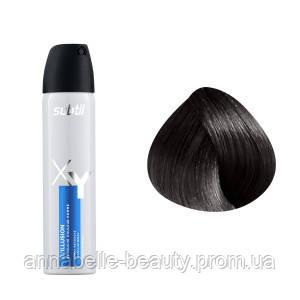 Тонирующий спрей для седых волос Ducastel Subtil XY ILLUSION - тёмный шатен, 75 мл