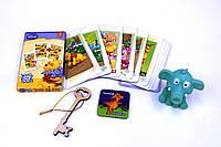 Набор МИНИ игрушек/карточки,  фигурки № 11