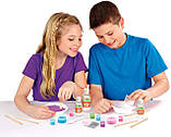 Набор Cra-Z-Art для создания блестящего слайма Едиорога. Nickelodeon Ultimate DIY Unicorn Slime Kit, фото 6