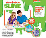 Набор Cra-Z-Art для создания блестящего слайма Едиорога. Nickelodeon Ultimate DIY Unicorn Slime Kit, фото 2