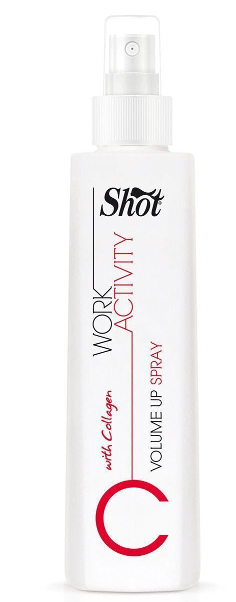 """Shot shining spray """"c"""" Спрей для блеска волос 100 мл"""