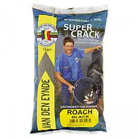 Прикормка VDE Supercrack Voorn Zvart 1kg