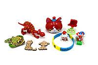 Набор МИНИ игрушек/фигурки № 18