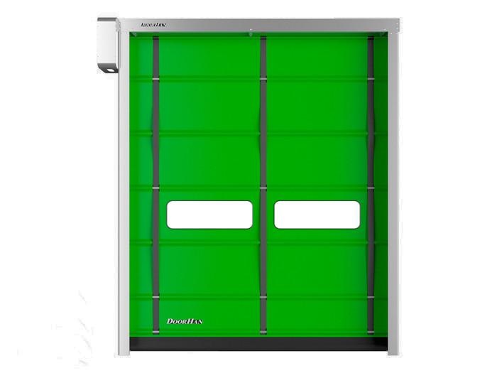 Складывающиеся ворота DoorHan SpeedFold SDFS скоростного типа
