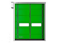 Складывающиеся ворота DoorHan SpeedFold SDFS скоростного типа, фото 1