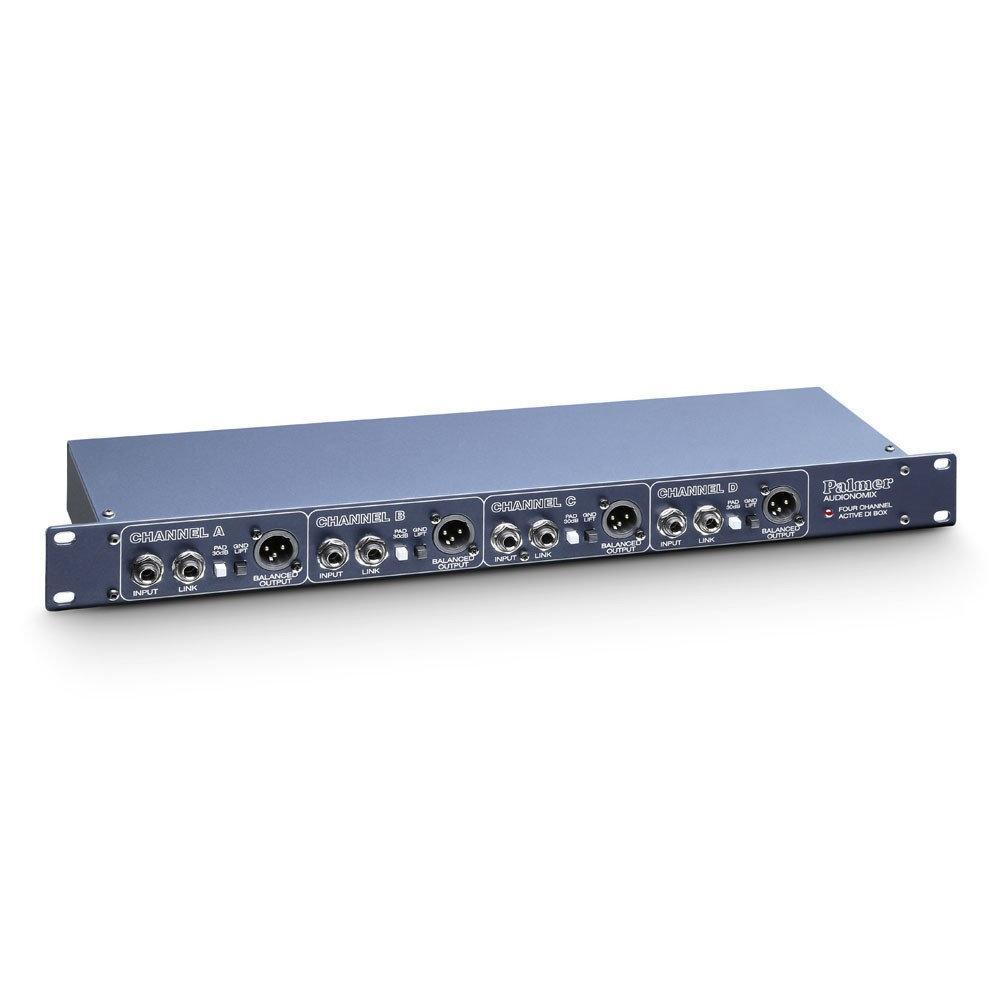 Активный DI-Box 4-канала Palmer Pro PAN03