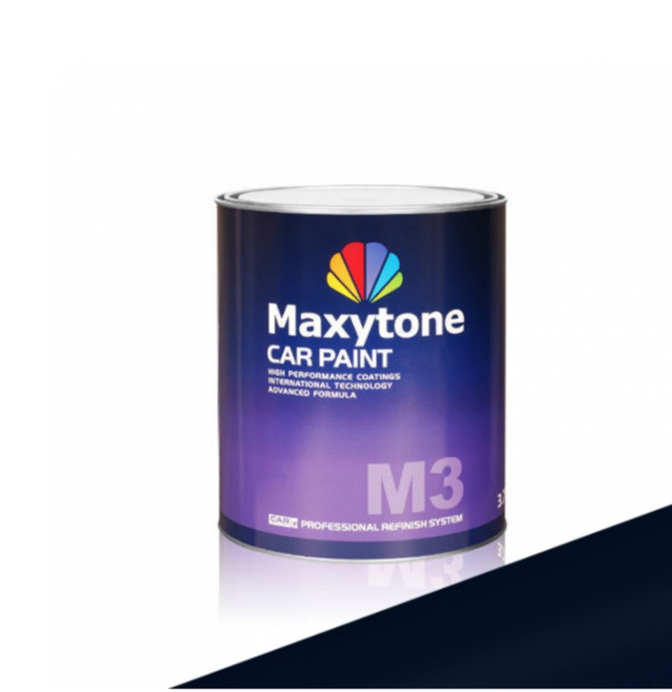 Акриловая краска 2K Acryl Autolack LAD456 темно-синяя «MAXYTONE»
