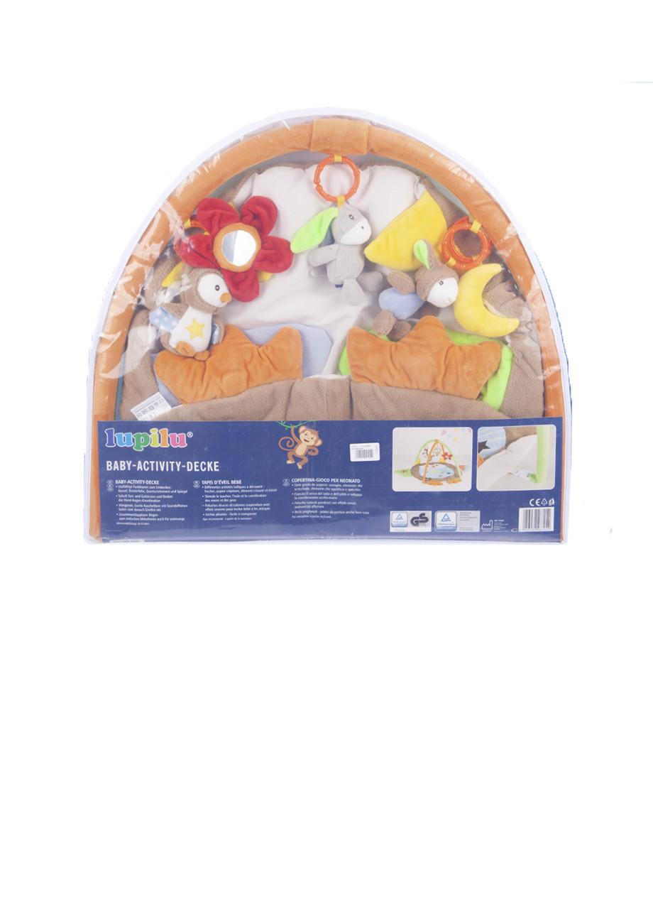 Игровой коврик для малышей Lupilu