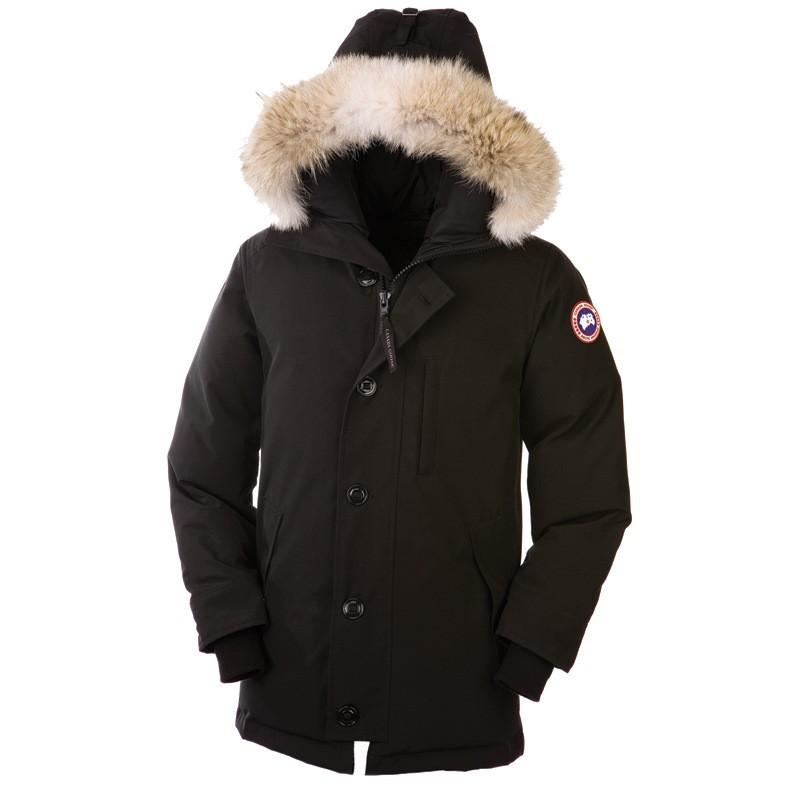 Canada Chateau мужской пуховик парка куртка канада гус