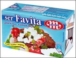 Сыр Фета Favita Фавита 270г. (Польша)