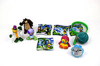 Набор МИНИ игрушек/магниты, фигурки № 31
