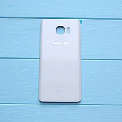 Задняя панель корпуса для Samsung N920 Note 5 Белая