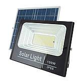 Сонячний світлодіодний прожектор Alltop 150 Вт (0837С150), фото 3