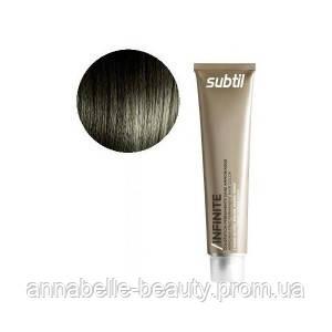 Ducastel Subtil Infinite - стойкая крем-краска для волос без аммиака 5-00 - ультра светлый шатен, 60 мл