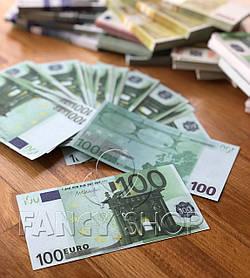 """Сувенірні гроші """"100 євро"""", Сувенирные деньги """"100 евро"""""""