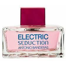 Женский парфюм Electric Seduction For Women (Антонио Бандерас Электрик Седакшн Фо Вумен) реплика