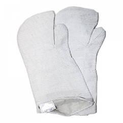 Краги рукавички азбестові термостійкі з підкладкою