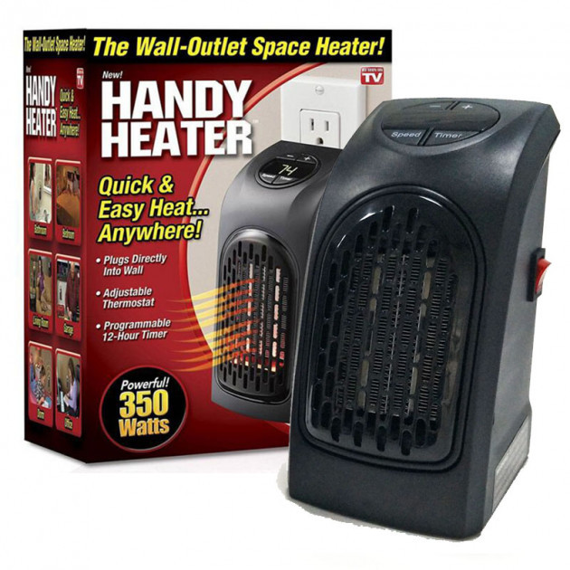 Обогреватель тепловентилятор Handy Heater 350w