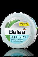 Немецкий универсальный крем Balea 250 мл Soft Creme (шайба)