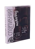 Шоколадный набор Shokopack Спортивный шоколад 12 х 5 г Черный, фото 1