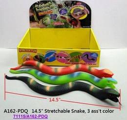 """Змея """"Гонконг"""" тянучка, A162-PDQ"""