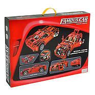 "Конструктор Decool 3333 (аналог Lego Technic 8145) ""Ferrari 599 GTB Fiorano "" 1322 детали, фото 6"