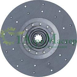 Диск сцепления ЗИЛ-130 130-1601130-А8 на шариках