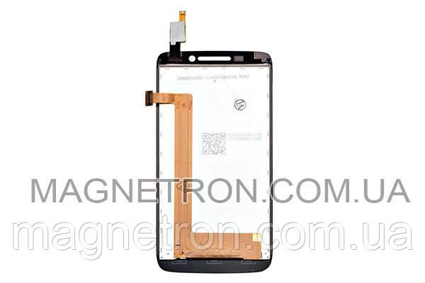Дисплей с тачскрином #MCF-047-1078-V2 мобильного телефона Lenovo S650, фото 2