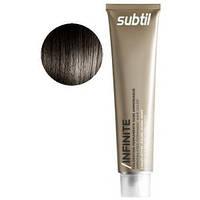 Ducastel Subtil Infinite - стойкая крем-краска для волос без аммиака 6-1 - тёмный шатен пепельный, 60 мл