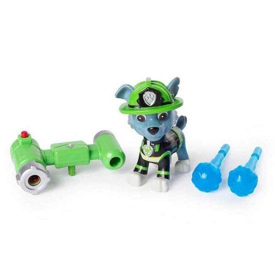 «Щенячий патруль»: колекційна фігурка Роккі з механічною функцією (Надзвичайна місія)