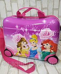 """Детский чемодан-каталка """"Три Принцессы"""""""