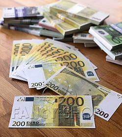 """Сувенірні гроші """"200 євро"""", Сувенирные деньги """"200 евро"""""""