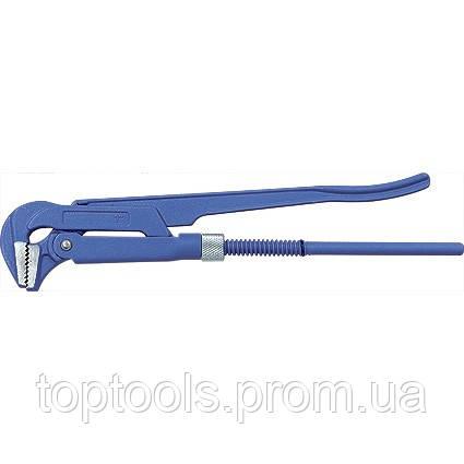 Ключ трубный рычажный №4, литой Сибртех