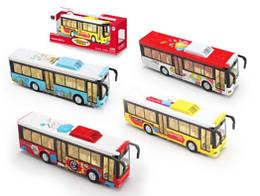 Автобус металлический, 6011B