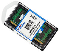 DDR2 2GB (ДДР2 2 Гб) для ноутбука SODIMM 800MHz оперативная память Golden Memory GM800D2S6/2G