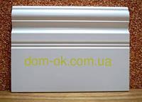 МДФ плинтус Белый,/цветной Супер Профиль тип СП 16145, высота 144мм