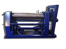 Трехвалковая листогибочная машина | Вальцы промышленные ВЭР1050х3 / ВЭР2000х10 PSTech, фото 3