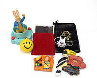 Набор МИНИ игрушек/зеркальце, чехол, магнит, фигурки № 51