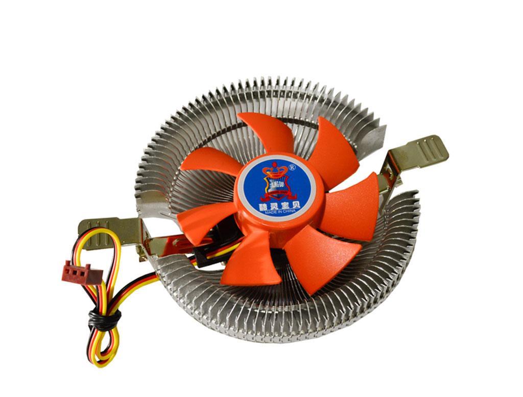Вентилятор (кулер) для процессора Cooling Baby Q8