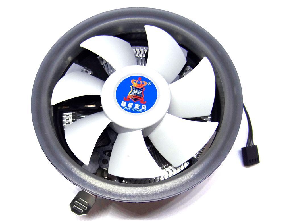 Вентилятор (кулер) для процесора Cooling Baby Q13