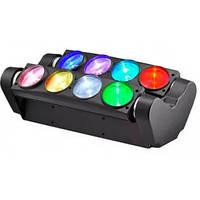 FREE COLOR SPIDER 810 Светодиодный прибор Beam, 8 * 10W RGBW