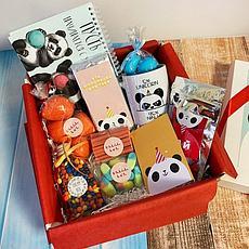Подарки с пандами