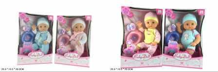 Кукла-пупс интерактивный с аксессуарами, N003HA/HB
