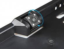 Камера заднего вида в номерной рамке UKC JX 9488 с LED подсветкой