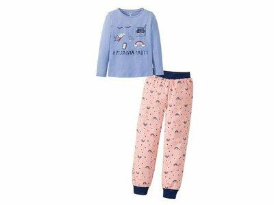 Пижама для девочки сирень Party р.98/104