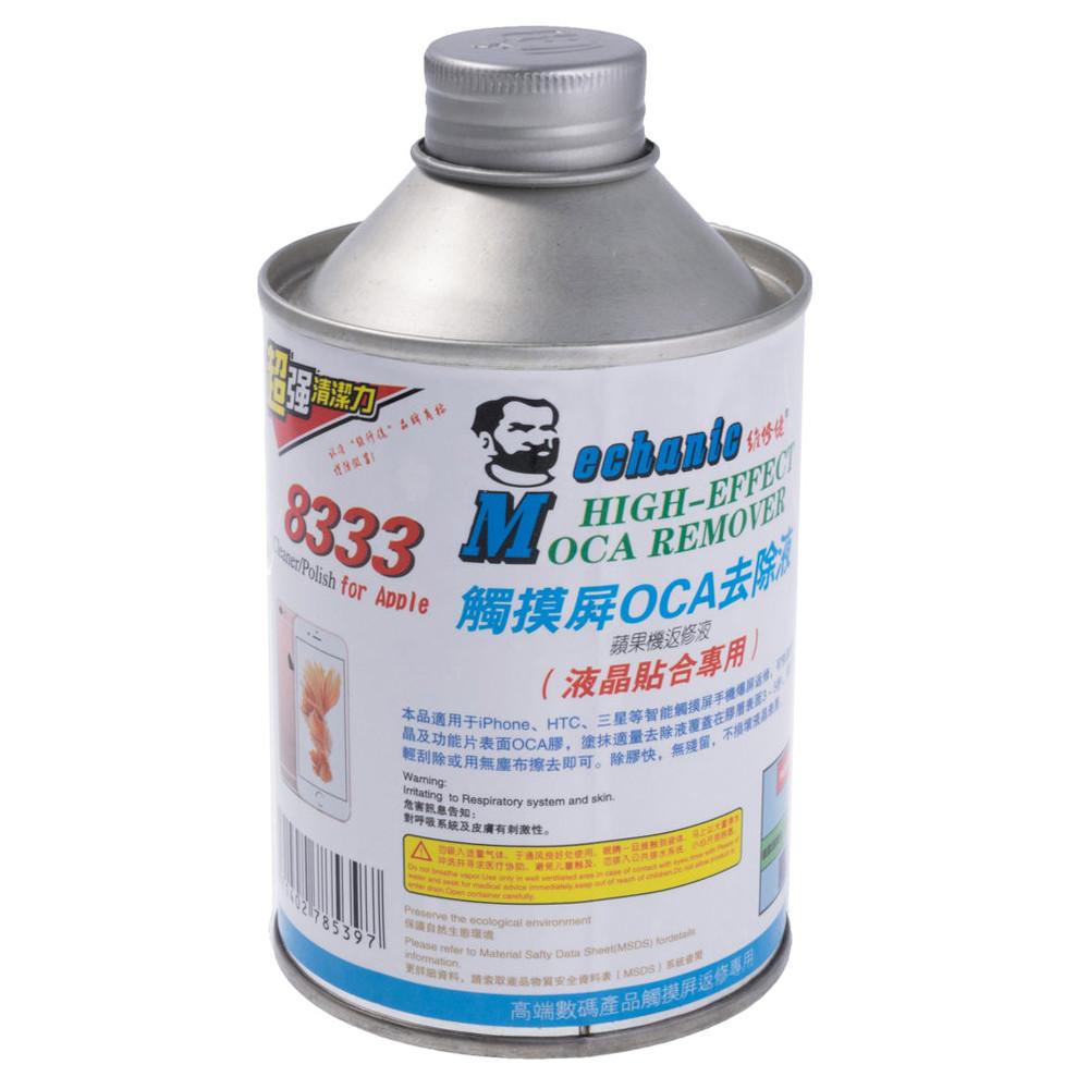 Смывка клея Mechanic 8333 растворитель клея 300мл