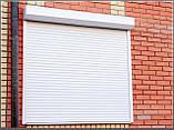 Защитные роллеты / рольставни Алютех на фасад 2000х1600, фото 4