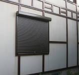 Защитные роллеты / рольставни Алютех на фасад 2000х1600, фото 8