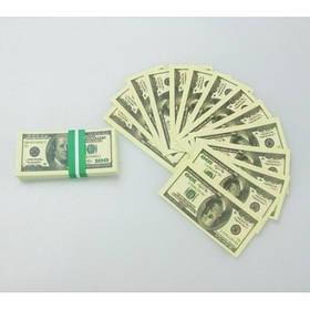 """Сувенірні гроші """"100 доларів"""", міні, Сувенирные деньги """"100 долларов"""""""