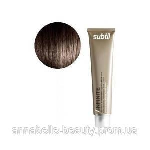 Ducastel Subtil Infinite - стойкая крем-краска для волос без аммиака 5-35 - светлый шатен золотистый кр, 60 мл